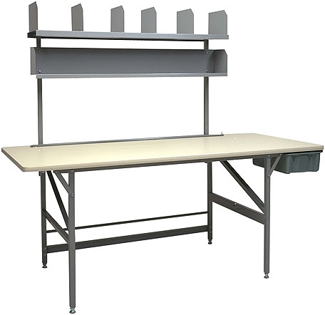 Standard, Deluxe Packing Tables