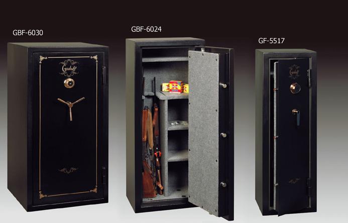 Gardall Fire Lined Gun And Pistol Safes