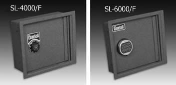 Gardall Premium Heavy Duty Wall Safes