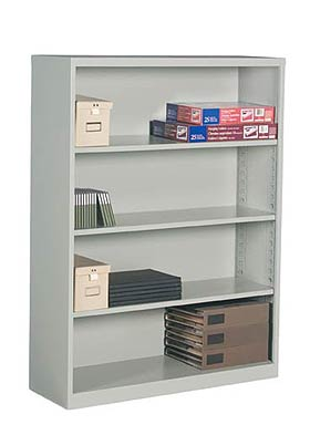 Metal Bookshelves, 91sbc4 36