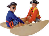 Jonti-Craft 0250.jc Rocking Boat