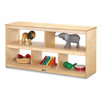Jonti-Craft Open Toddler Shelf 3198JC