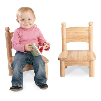 Jonti Craft Toddler Chairs and Chairries