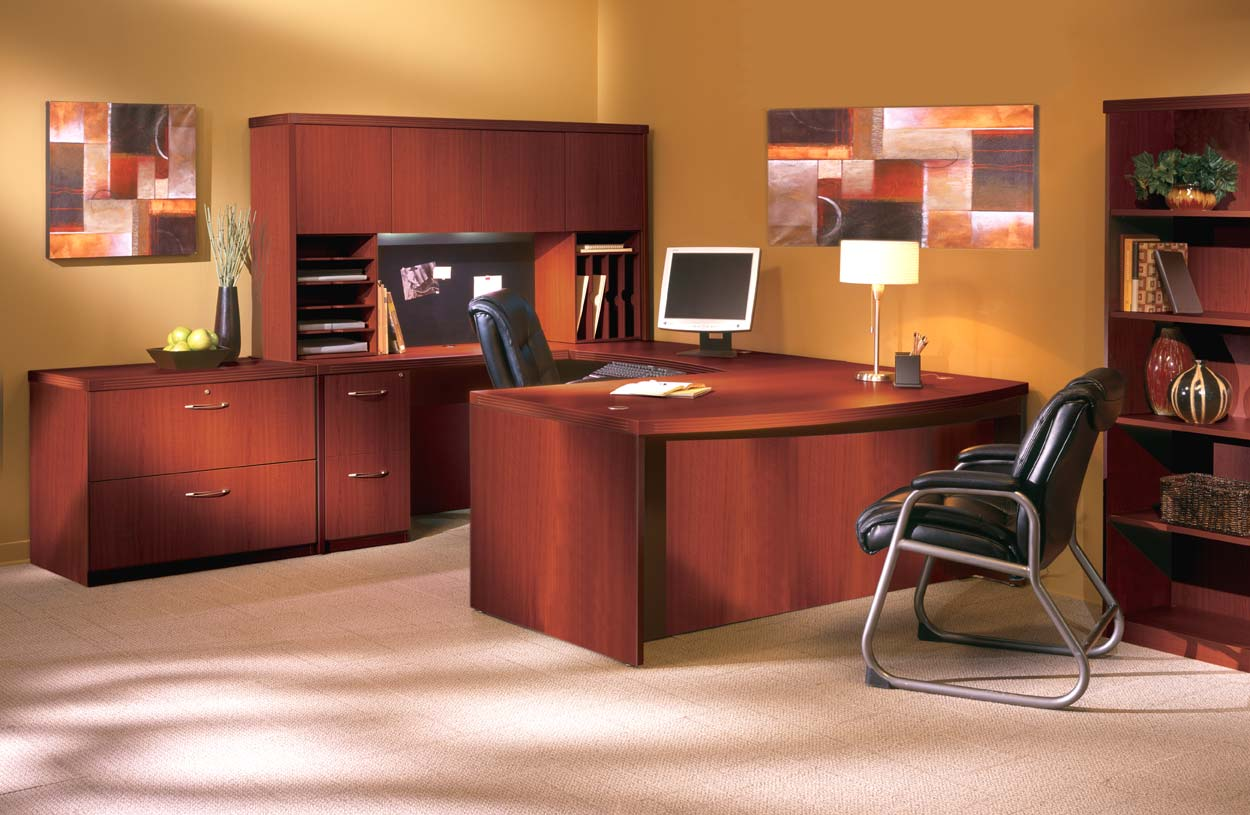 Awesome Mayline Aberdeen Laminate Office Furniture