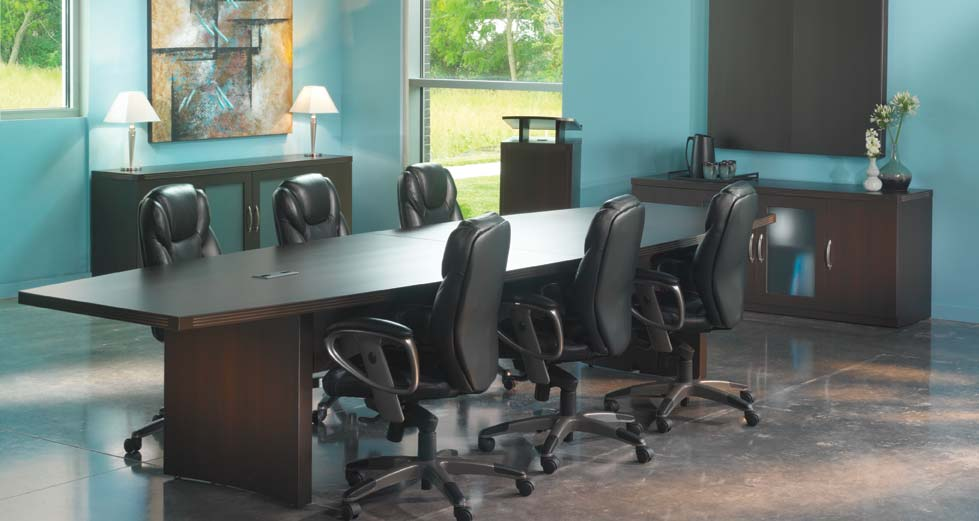 Mayline Aberdeen Laminate Conference Furniture