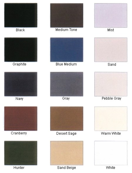 mayline paint colors - Paint Color Options