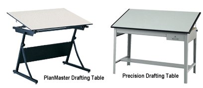 Professional Drafting Tables ...