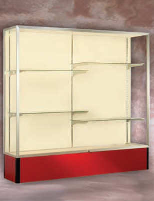 Waddell Display Cases, Cabinets, Trophy Cases